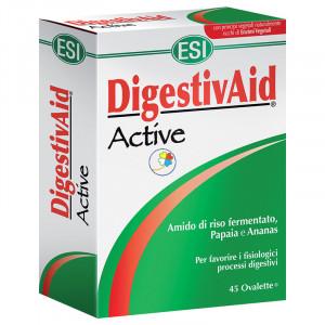 DIGESTIVAID ACTIVE 15 TABLETAS ESI