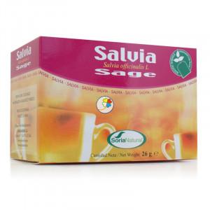 INFUSION SALVIA 20 FILTROS SORIA NATURAL