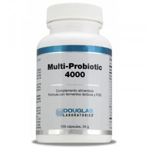 MULTI-PROBIOTIC 4000 (100 CAPSULAS) DOUGLAS