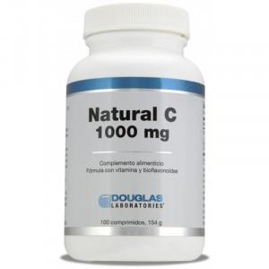 NATURAL C 1000Mg. (100 CAPSULAS) DOUGLAS
