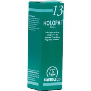 HOLOPAI 13 31Ml. EQUISALUD