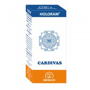 HOLORAM CARDIVAS 180 CAPSULAS EQUISALUD