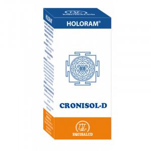 HOLORAM CRONISOL-D 180 CAPSULAS EQUISALUD