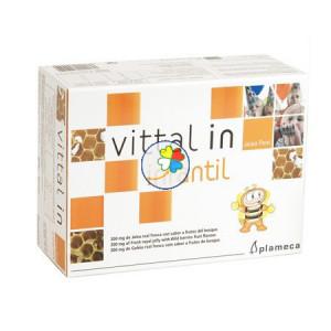 VITTAL IN INFANTIL 20 VIALES 10Ml. PLAMECA