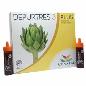 DEPURTRES PLUS 20 VIALES CONATAL