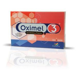 OXIMEL 3 30 AMPOLLAS CONATAL