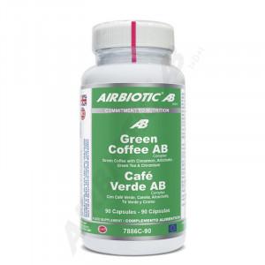 CAFE VERDE AB COMPLEX 90 CAPSULAS AIRBIOTIC