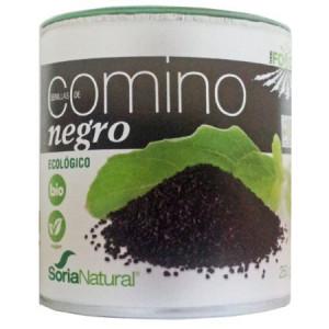 SEMILLAS DE COMINO NEGRO 240Gr. SORIA NATURAL ALIMENTACION