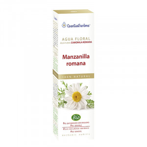 HIDROLATO DE MANZANILLA ROMANA BIO 100Ml. ESENTIAL AROMS