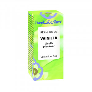 RESINOIDE DE VAINILLA 2Ml. ESENTIAL AROMS