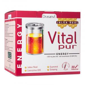 VITALPUR ENERGY 20 VIALES DRASANVI