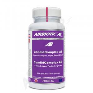 CANDIDCOMPLEX AB 60 CAPSULAS AIRBIOTIC