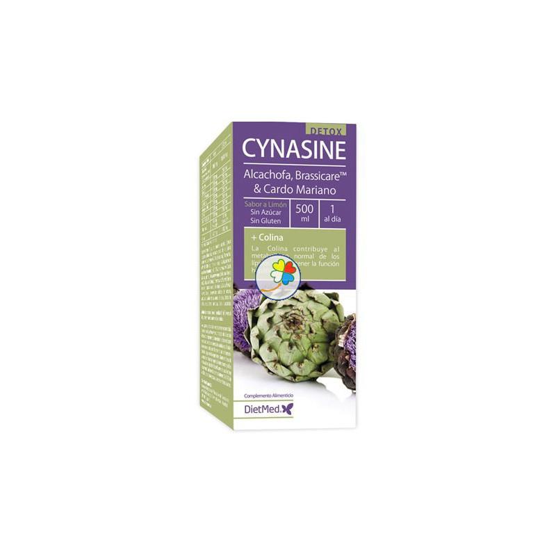 CYNASINE DETOX 500Ml. DIETMED