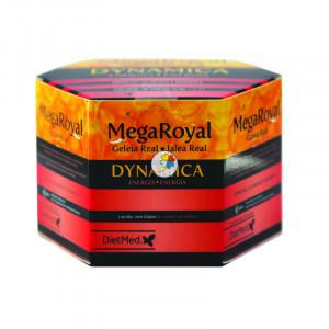 MEGAROYAL DYNAMICA 20 AMPOLLAS DIETMED