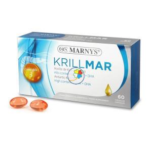 KRILLMAR 60 CAPSULAS MARNYS