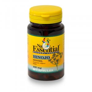 HINOJO 400Mg. 50 CAPSULAS NATURE ESSENTIAL
