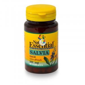 SALVIA 300Mg. 60 TABLETAS NATURE ESSENTIAL