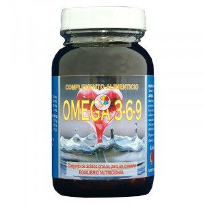OMEGA 3-6-9 60 PERLAS GOLDEN GREEN