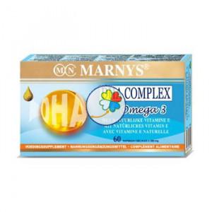 DHA COMPLEX 60 CAPSULAS MARNYS