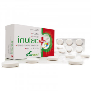 INULAC PLUS 24 TABLETAS SORIA NATURAL