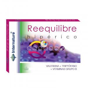 REEQUILIBRE 60 CAPSULAS INTERNATURE