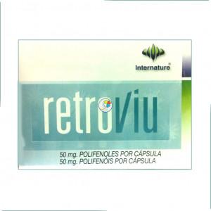 RETROVIU 60 CAPSULAS INTERNATURE