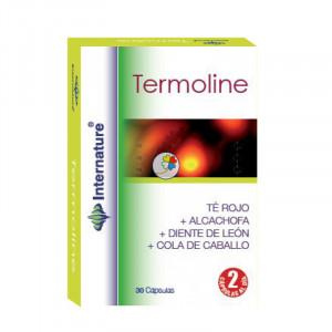 TERMOLINE 30 CAPSULAS INTERNATURE