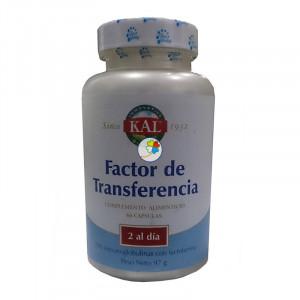 FACTOR DE TRANSFERENCIA 60 CAPSULAS KAL