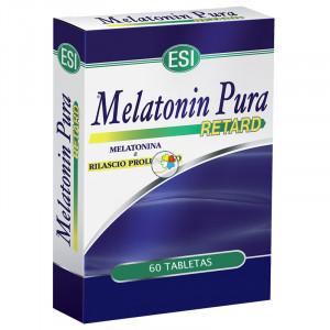 MELATONINA PURA RETARD 1,9Mg. 60 MICROTABLETAS ESI