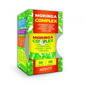 MORINGA COMPLEX 60 (30+30) CAPSULAS NOVITY