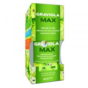 GRAVIOLA MAX 500Ml. NOVITY