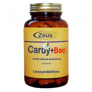 CARDY+BAC 30 CAPSULAS ZEUS