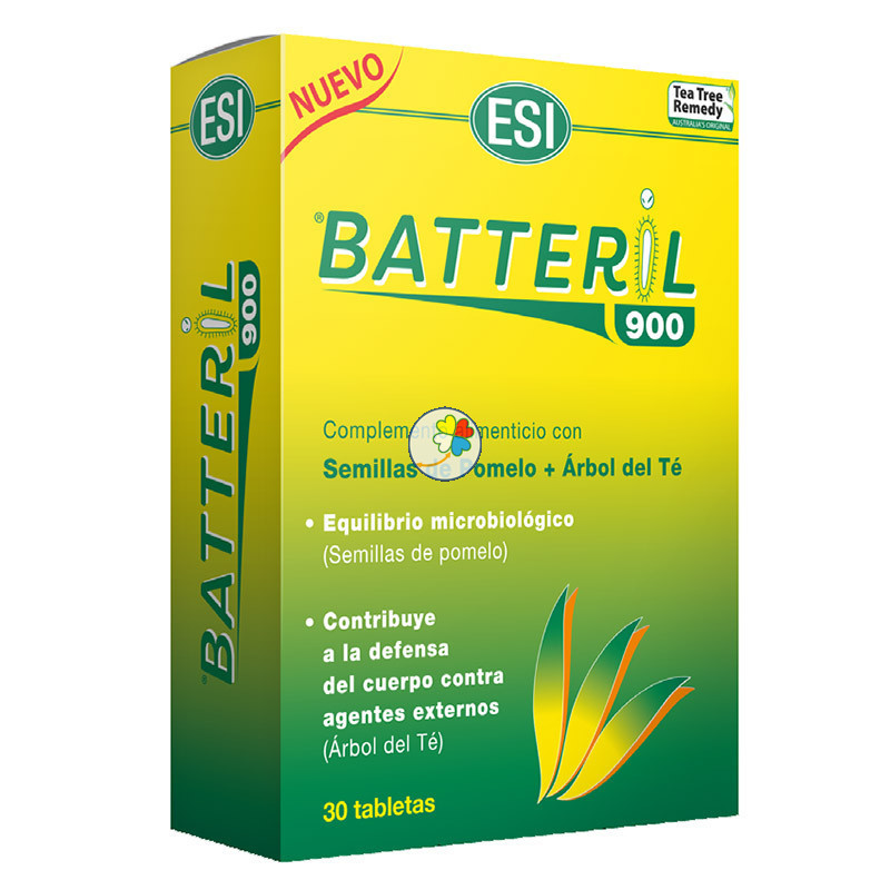 BATTERIL 900 30 TABLETAS ESI