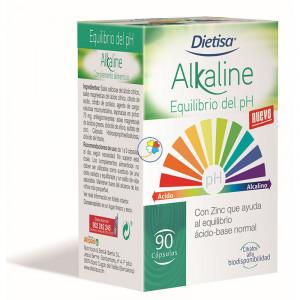 ALKALINE 90 CAPSULAS DIETISA