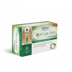 COLON LAX 60 CAPSULAS DIETISA