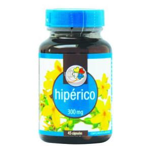 HIPERICO 300Mg. 45 CAPSULAS NATURMIL