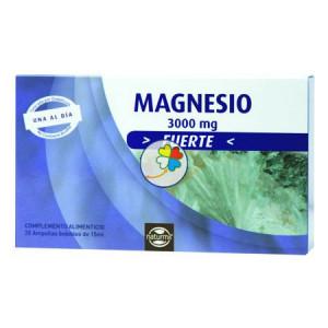 MAGNESIO FORTE  20 AMPOLLAS NATURMIL