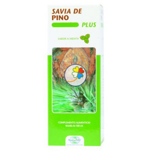 SAVIA DE PINO PLUS 500Ml. NATURMIL