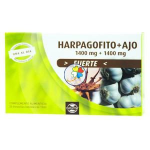 HARPAGO + AJO FORTE 20 AMPOLLAS NATURMIL