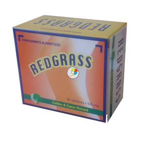 REDGRASA 90 CAPSULAS GOLDEN GREEN