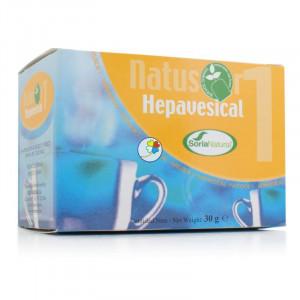 NATUSOR 01 HEPAVESICAL 20 FILTROS SORIA NATURAL