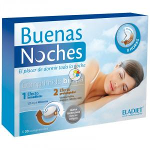 BUENAS NOCHES 30 COMPRIMIDOS ELADIET