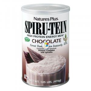 SPIRU-TEIN CHOCOLATE 476Gr. NATURE´S PLUS