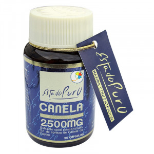 CANELA 2.500Mg. 30 CAPSULAS ESTADO PURO