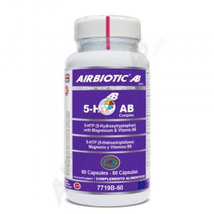 5-HTP AB COMPLEX 60 CAPSULAS AIRBIOTIC