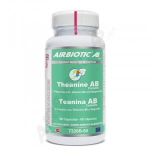 TEANINA AB COMPLEX 60 CAPSULAS AIRBIOTIC