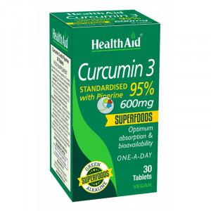 CURCUMIN3 30 COMPRIMIDOS HEALTH AID