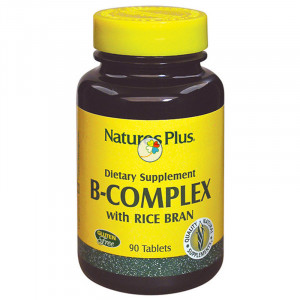 B-COMPLEX 90 COMPRIMIDOS NATURE´S PLUS