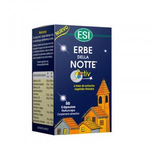 ERBE DELLA NOTTE ACTIV 50 CAPSULAS ESI