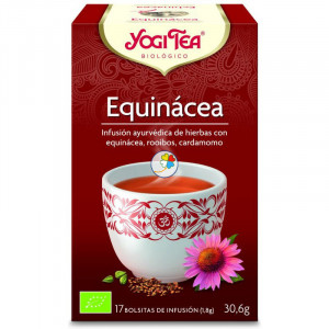 YOGI TEA EQUINACEA 17 FILTROS
